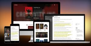 Glose è un'app e-reader con un tocco social