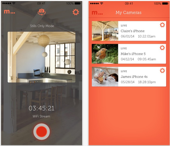 Trasformare un vecchio dispositivo iOS in una telecamera di sicurezza casalinga con Manything