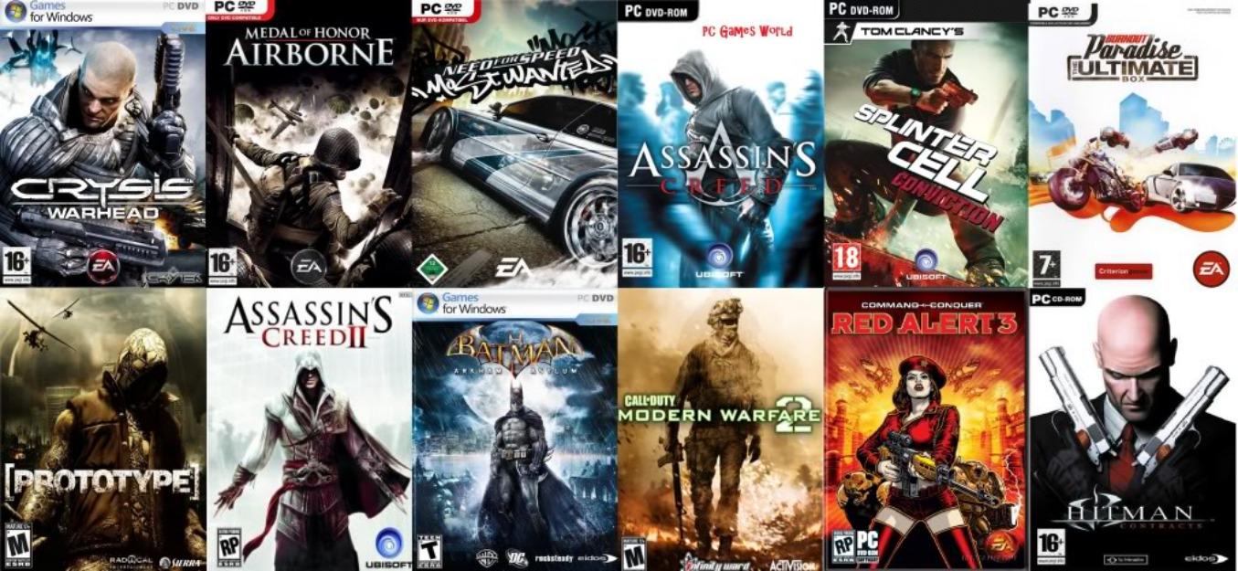 Videogiochi gratis per pc. La selezione dei migliori giochi Parte 1