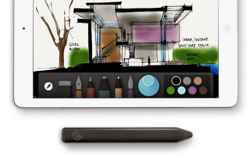 FiftyThree rende gratuiti tutti gli strumenti di disegno nella sua app per iPad Paper