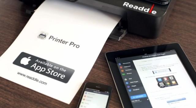 Printer Pro, la popolare app iOS per la stampa wireless, diventa disponibile gratuitamente per una settimana