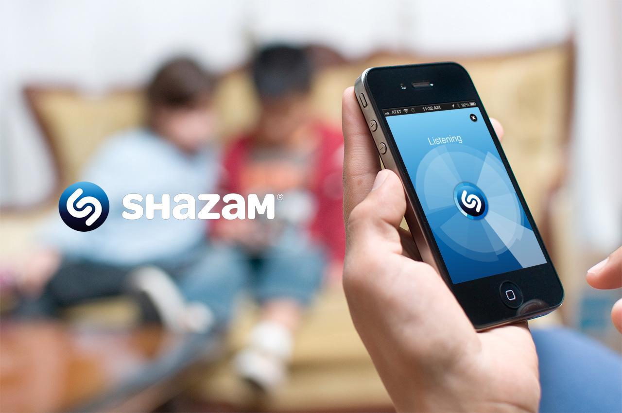 L'ultimo aggiornamento di Shazam offre migliore integrazione con Spotify e Rdio