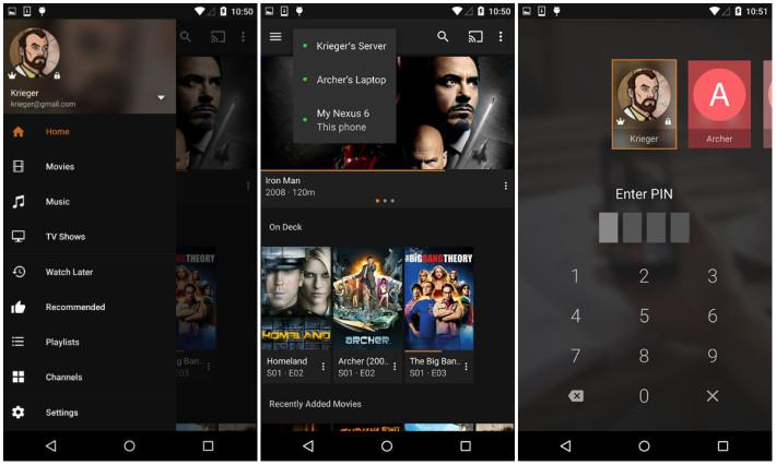 Plex rinnova l'interfaccia utente dell'app, aumenta il supporto ad Android TV e molto altro