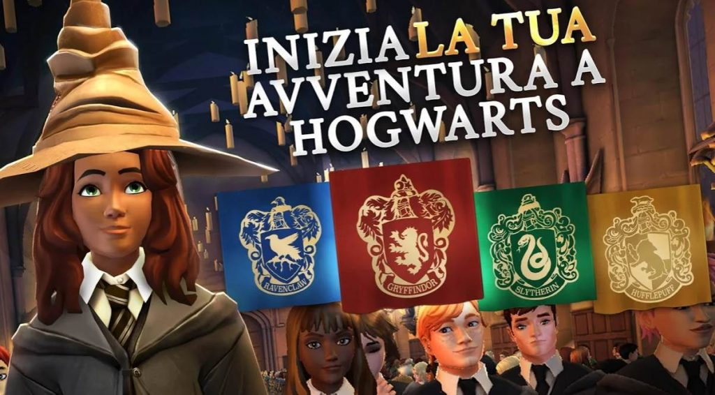 Harry Potter_ Hogwarts Mystery - App su Google Play