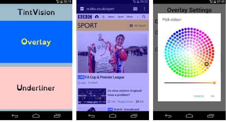 TintVision - App su Google Play
